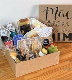 Creative Gifts For Boyfriend, Boyfriend Gifts, Breakfast Basket, Graze Box, Picnic Box, Dark Purple Aesthetic, Christmas Hamper, Diy Presents, Diy Furniture Plans
