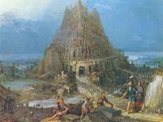 Tower of Babel by Pieter Bruegel (Brueghel) the Elder 1560