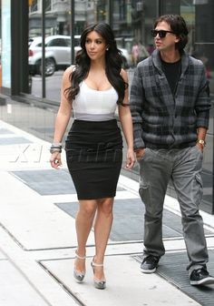 kim outfit