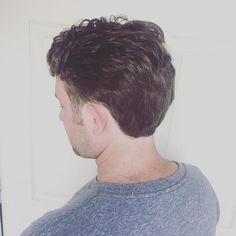 Curls get the girls 😘 thanks Luke Source Curls on fleek 👌🏼 Source Finally achieved full Genie status. Curly Hair Men, Head Shots, Short Haircut, Hair Photo, Curly Hairstyles, Haircuts For Men, Actors & Actresses, Curls, Hair Cuts