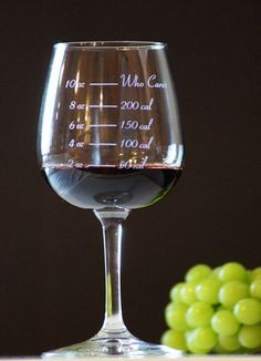 Know Your Wine Nutrition!