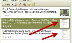 How to keep some photos private and others public on your tree. #ancestry.com