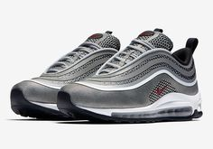 "sports shoes 57b64 26d7e  sneakers  news The Nike Air Max 97 ""Silver Bullet"" Returns In Ultra"