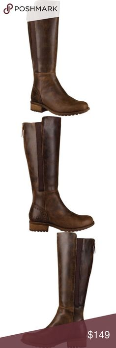 f198a0e1e5b9 BNWOB UGG®  Vinson  Boot in Stout Leather size 7.5 NWT