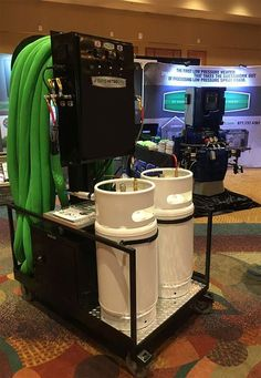 Stop by booth 516 at the #SPFAShow to find out how you can increase your profit with the NiTROSYS #sprayfoam system!
