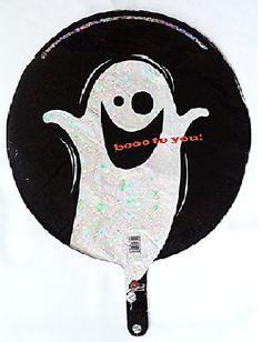 "Globo Metalizado 18"" Halloween!!"