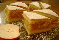 Slab Pie, Sweet Cookies, Hungarian Recipes, Pie Recipes, No Cook Meals, Macarons, Cornbread, Cheesecake, Deserts