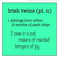 To the Mom Terrified of Having Irish Twins - Catholic Sistas