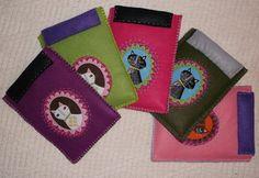 Kindle e-book reader cover http://sztukaoswojona.blogspot.com/2012/12/zalege-kundelki.html