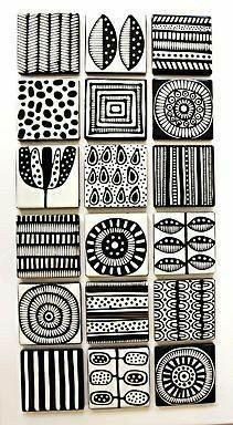 Most current Pics Ceramics design drawing Strategies Jocelyn Proust Designs, Musterdesign, handbemalte Fliesen Pottery Painting, Ceramic Painting, Ceramic Art, Ceramic Design, Painting On Tiles, Pottery Clay, Slab Pottery, Ceramic Bowls, Pattern Art