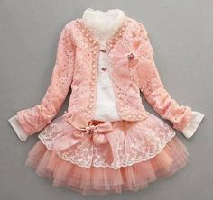 LITTLE girls clothes.. Pretty for our Meetings on Sunday