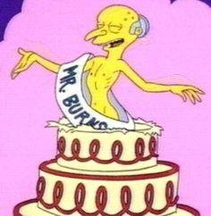 Buenísima escena de Los Simpson!