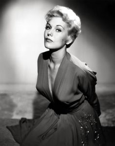 Kim Novak (a lasting impression: Pushover, Picnic, The Man with the Golden Arm, The Eddy Duchin Story , Pal Joey, Vertigo, Bell Book and Candle, Middle of the Night, Strangers When We Meet, The Notorious Landlady, Of Human Bondage, Kiss Me, Stupid)