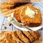 Fall Favorite Pumpkin Bread