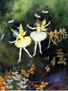 Works on Paper - Ida Rentoul Sherbourne Outhwaite - Page 5 - Australian Art Auction Records Fairy Land, Fairy Tales, Gossamer Wings, Cicely Mary Barker, Nature Spirits, Vintage Fairies, Love Fairy, Beautiful Fairies, Australian Art