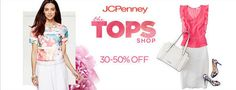 jcpenney coupon codes,tights and tops is such a combination which is generally worn while working out in gyms, aerobics, running purpose or Zumba. Visit JCPenney and shop till your need gets over and make use of different JCPenney coupon codes to avail heavy discounts.