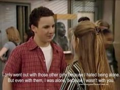 Boy Meets World <3