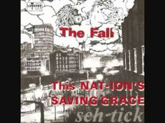 The Fall - Paintwork - this is weird and wonderful - if you want to be really knowledgeable about the era, you  need to know The Fall