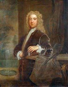 Reporting Big Wig! Sir James Burrow (1701–1782), Editor of Law Reports, 1740–1745, by Jonathan Richardson the elder