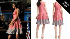 Michelle Obama's Tracy Reese DNC Dress - stunning!