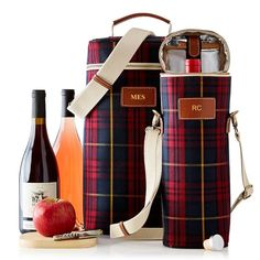 Insulated Wine Tote,