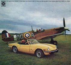 1974-1980 Triumph Spitfire 1500 - by Giovanni Michelotti of Turin.