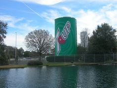 Jacksonville   7-UP water tower