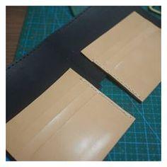 . もう少し . #ハンドメイド#レザークラフト#手縫い#革#レザー#栃木レザー#財布#ウォレット#leathercraft#leatherwork #handmade#leather#wallet