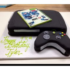 I think I could manage to make this for Ty's birthday.