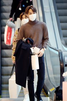 """fy-kimkai: """"mpst ʕ·ᴥ·ʔ do not edit """" Kaisoo, Chanyeol, Exo Kai, Kpop Fashion, Korean Fashion, Airport Fashion, Fashion Men, Chen, Exo Korea"""