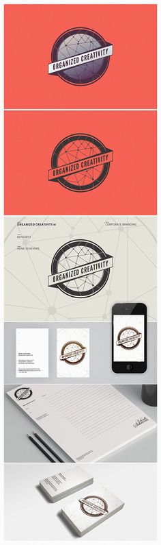 Organized Creativity Corporate Branding - Netherland