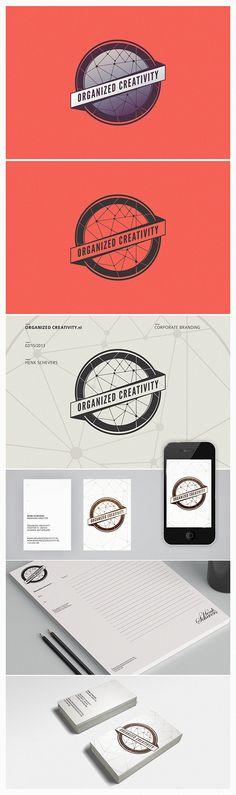 Organized Creativity Corporate Branding - Netherland