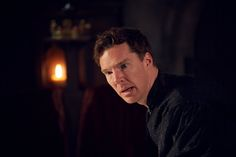 Benedict Cumberbatch in The Hollow Crown 2