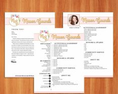 Social Resumes and Sorority Recruitment Packets by ReadyforRecruitment Sorority Resume, Sorority Recruitment, Community Service, Above And Beyond, Educational Activities, Note Cards, Leadership, Index Cards, Non Profit Jobs