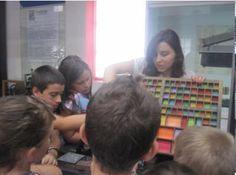 Aprender a caixa tipográfica!    Foto: http://magiadoestudo.blogspot.pt/2013/08/ferias-de-verao-2013-museu-nacional-da.html