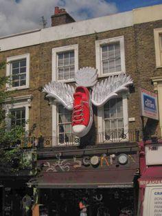 Babooshka - Twój styl zależy tylko od Ciebie: Camden Town  - kultowe miejsce w Londynie