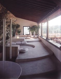 interior views / designs at its best erica brown  1980