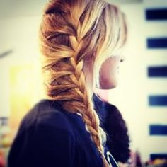 If only I could braid...