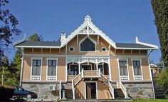 Villa at Kvernes, Averøy, Norway