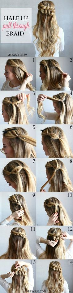 50 Summer Braid Hairstyles That You Simply Can't Miss in 2019 - #braid #hairstyles #simply #summer
