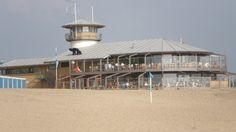 Panta rhei het strandpaviljoen