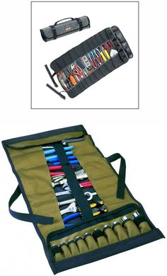 Like knife rolls, tool rolls are a great way to transport a collection of implements in a compact and secure package. There seems to be a greater variety of tool rolls than knife rolls on the market, perhaps due to the broader categories of trades that need to carry the...