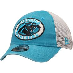 Toddler Carolina Panthers New Era Blue Patched Pride 9TWENTY Snapback  Adjustable Hat 89a68dc41