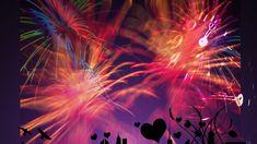 Grüße für ein schönes neues Jahr - Happy New Year
