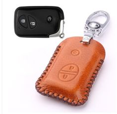 High quality! Special car key case for Lexus RX300 2014-2009 wear-resisting durable genuine leather car key cover,Free shipping
