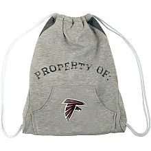 Little Earth Atlanta Falcons Hoodie Cinch Bag - NFLShop.com