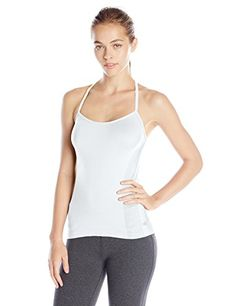 Alo Yoga Womens Riptide Seamless Tank Mint Large *** Check out the image by visiting the link.