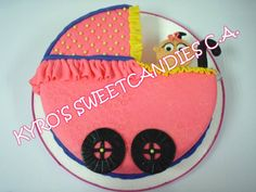 Baby Shower Coche