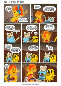 30 Best Adventure Time Comics Images Adventure Time