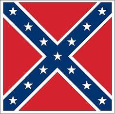 4d1504b79a37 Confederate Battle Flag dimensions States In America
